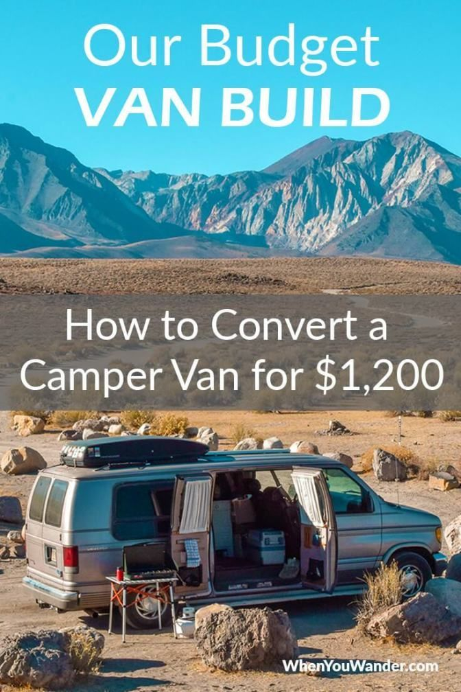 Photo of How to Build a Camper Van on a Budget