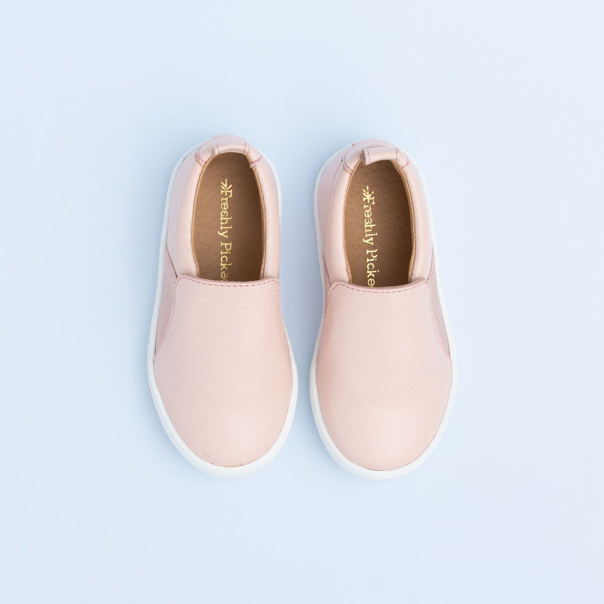 718e4284b Blush Slip on sneaker - Freshly Picked | Products | Sneakers, Slip ...