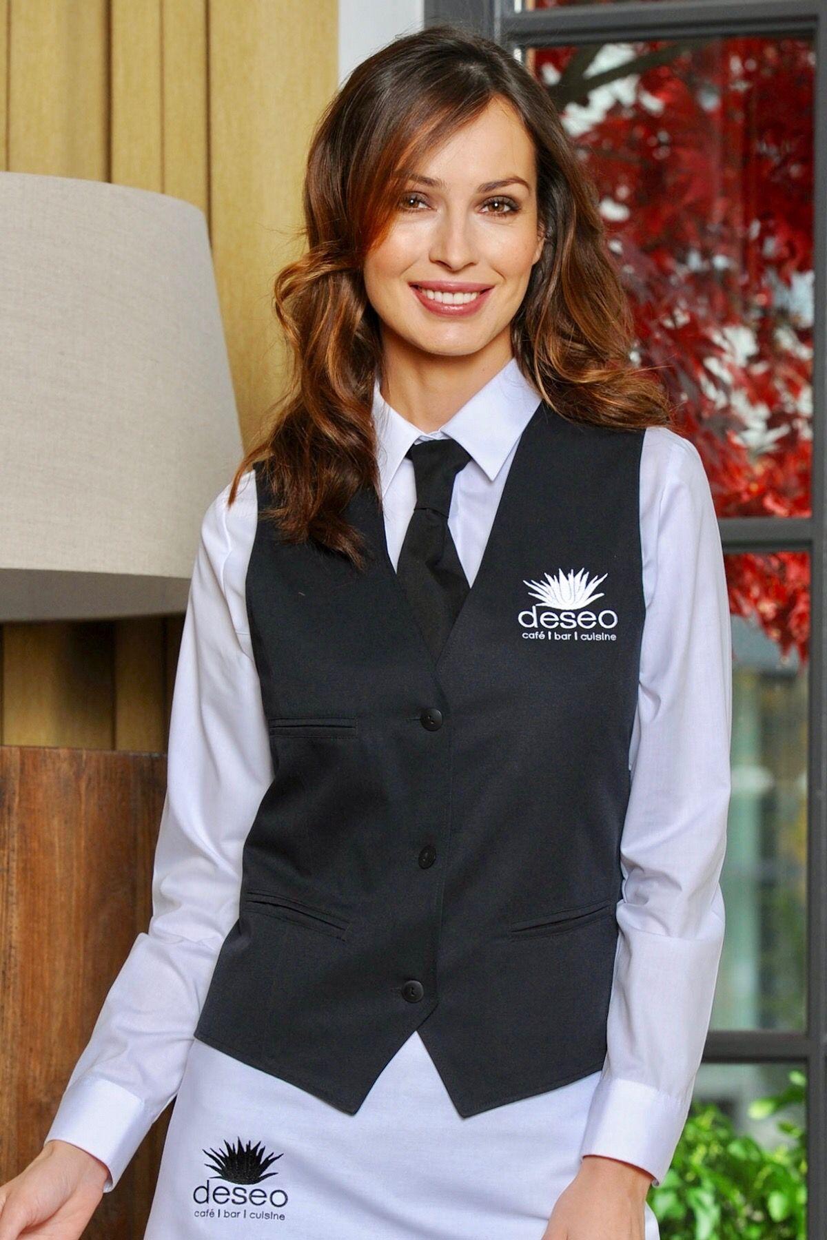 Pin By Idk On Shirts In 2019 Hotel Uniform Women Ties