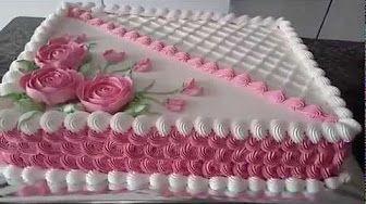 Decorao de bolos curso de bolos decorados bolos decorados decorao de bolos curso de bolos decorados bolos decorados receita de bolo decorado youtube altavistaventures Images