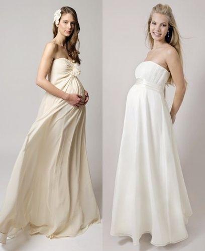 Maternity Beach Wedding Dress Patterns