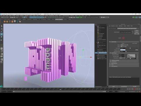 Maya 2016 Extension 2: Motion Graphics