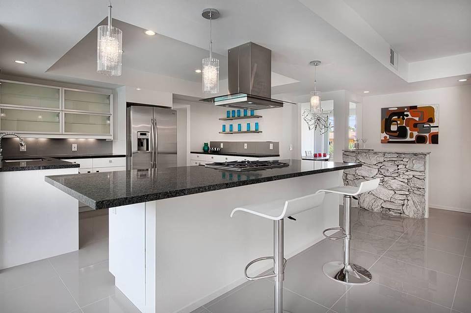 Ejemplos de cocinas elegantes, modernas y minimalistas Diseño de - cocinas elegantes