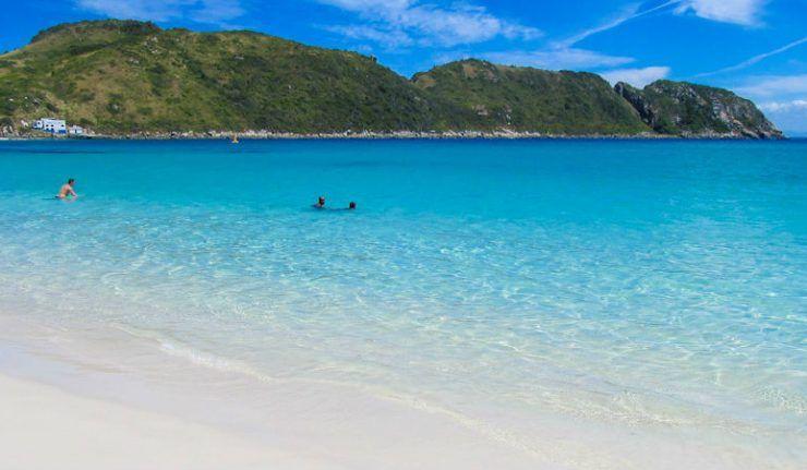 As Melhores Praias De Arraial Do Cabo Com Imagens Arraial Do
