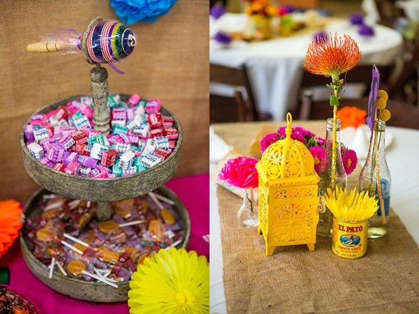 Cinco de Mayo Wedding | Cinco de Mayo, De mayo and Table decorations