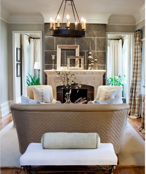 Small Living Room: Light & Furniture Placement