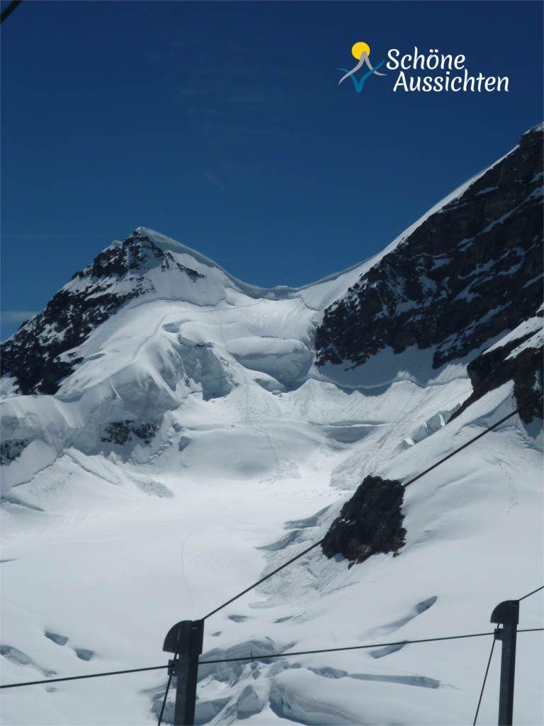 Impressionen vom Jungfrauoch - TOP OF EUROPE