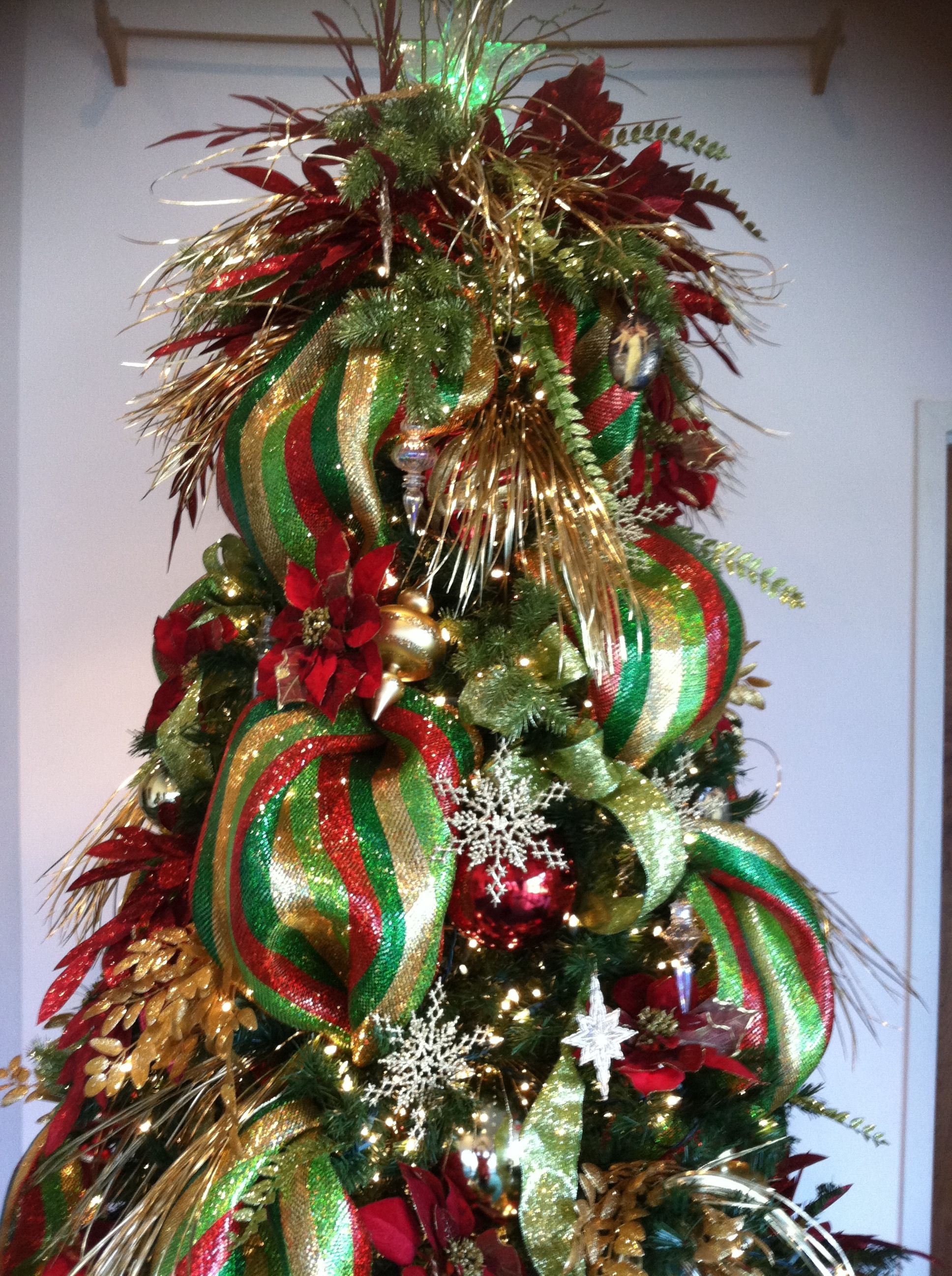 Church Christmas Tree Con Imagenes