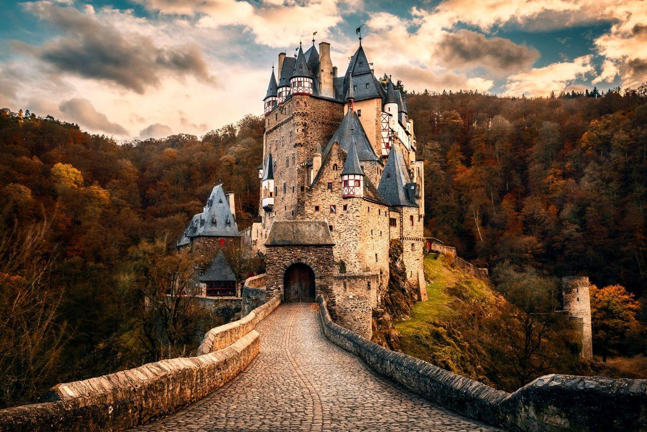 Eltz Castle Wierschem Germany Passport Life Burgen Und Schlosser Schloss Erde