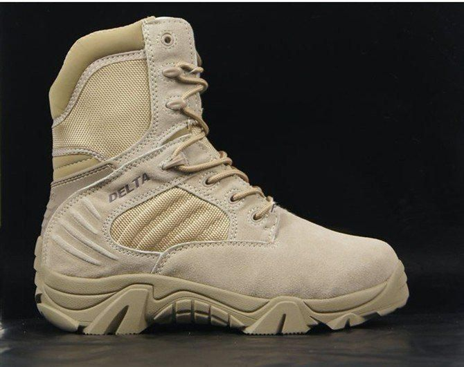 Delta Military Shoes Army Boot Desert
