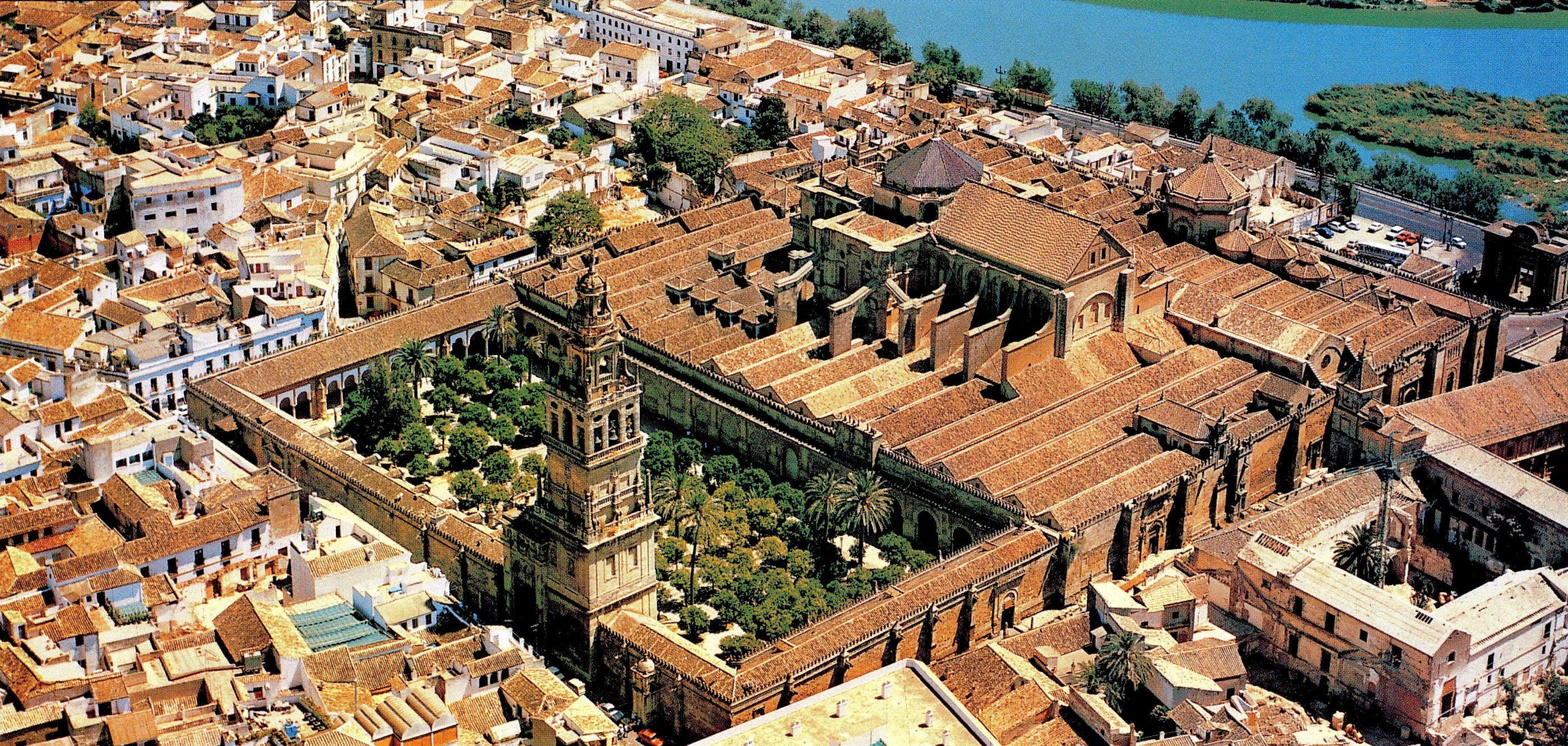 Great Mosque. Córdoba, Spain. Umayyad. c. 785–786 C.E. Stone masonry.