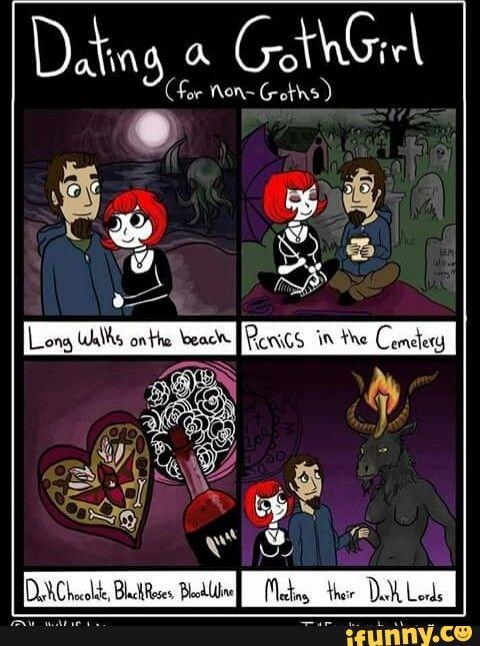 Awesome Goth Memes Goth Humor Goth Kids