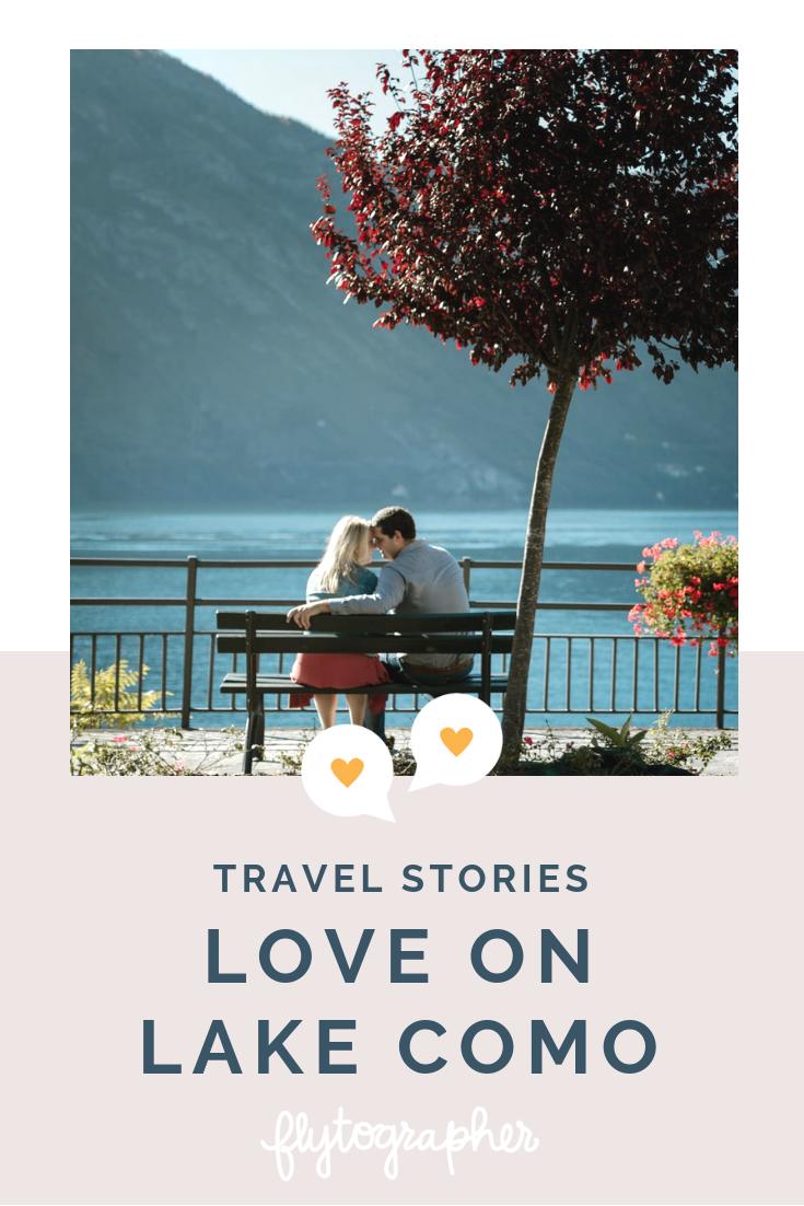 Love on Lake Como | Travel Stories | Lake como, Italy travel