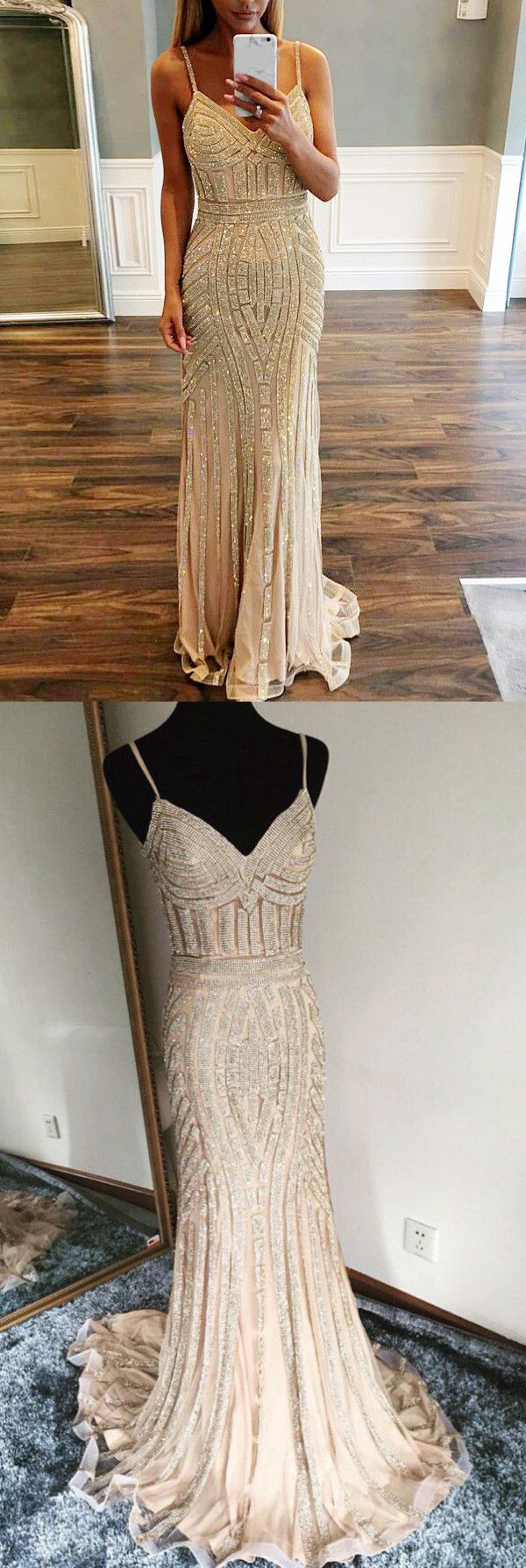 Mermaid vintage prom dress beautiful tulle african prom dress