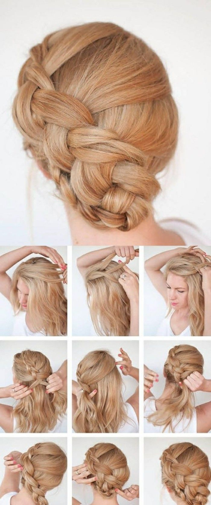 Dirndl Flechtfrisuren Pin By Ursula Leopold Fotografie On Haare ‍‍✂️ | Easy Hairstyles For Long Hair, Easy Hairstyles, Long Hair Styles