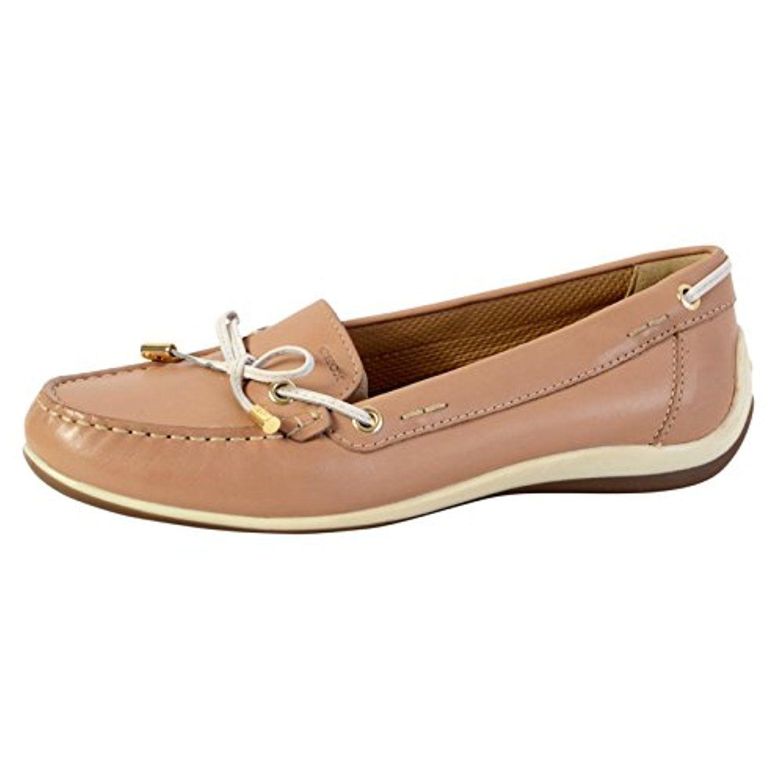 Femme Yuki Geox Boat ShoesShoes 2018Chaussures D AMocassins DHYeE2W9I