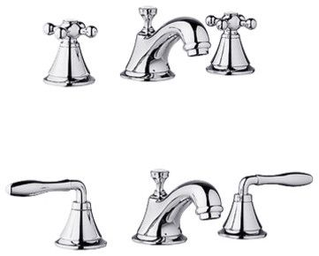 Grohe Seabury 20800 Traditional Bathroom Faucets