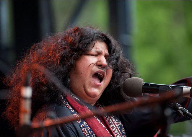 Abida Parveen Voice Of Sufi Music Powerhouse Soul