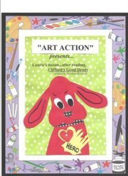 Clifford Classroom Fun Visual Art Lessons Literature Art