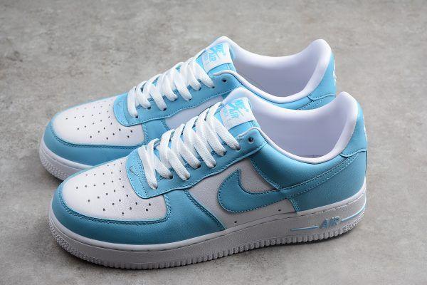 Nike Air Force 1 Low Blue Gale AQ4134 400