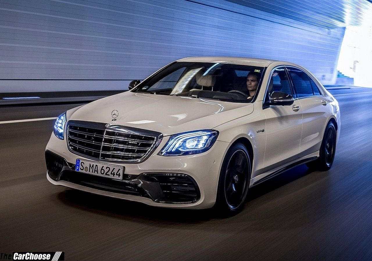 2019 Mercedes Benz S65 Amg Concept Redesign And Review Mercedes