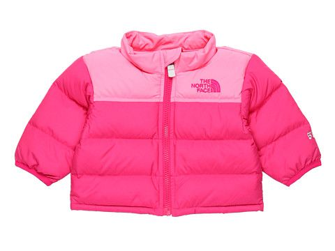 a2e5cec22 The North Face Kids Throwback Nuptse Jacket (Infant) | R Style ...