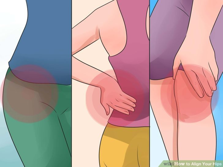 30+ How to Align Your Hips