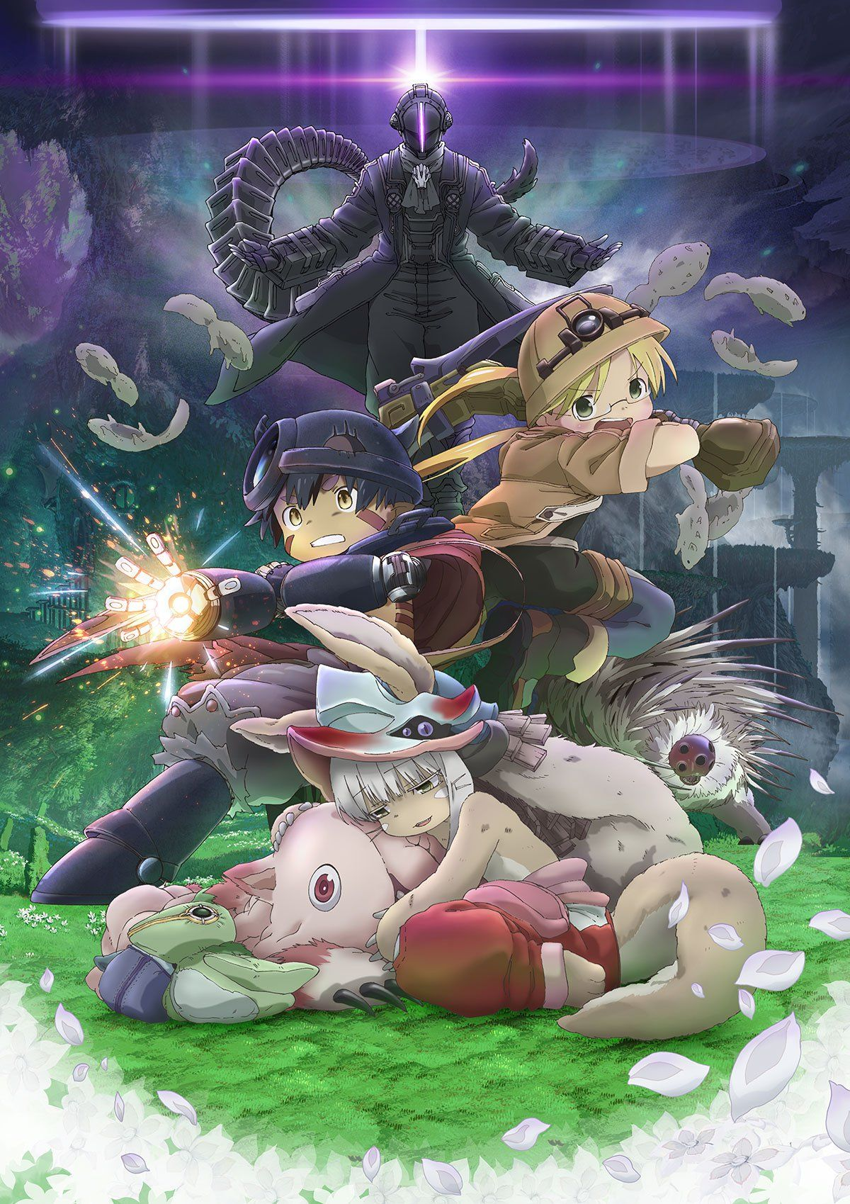 Criticallyacclaimed Made in Abyss anime to continue with