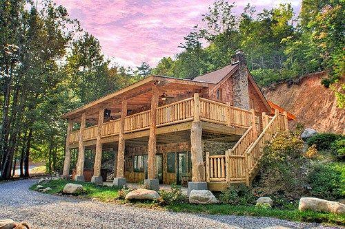 Parkside Cabin Rentals Gatlinburg Cabins Smoky Mountains Cabins Gatlinburg Cabin Rentals