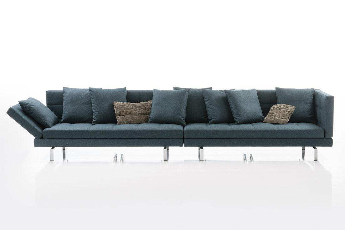 Bezaubernd Breites Sofa Referenz Von Die Amber Von Brühl. Hier Als Sofa,