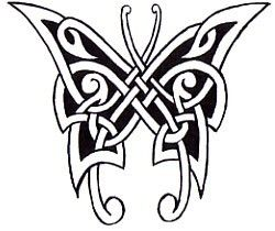 deviantART More Like Celtic Butterfly by 23armand  Celtic