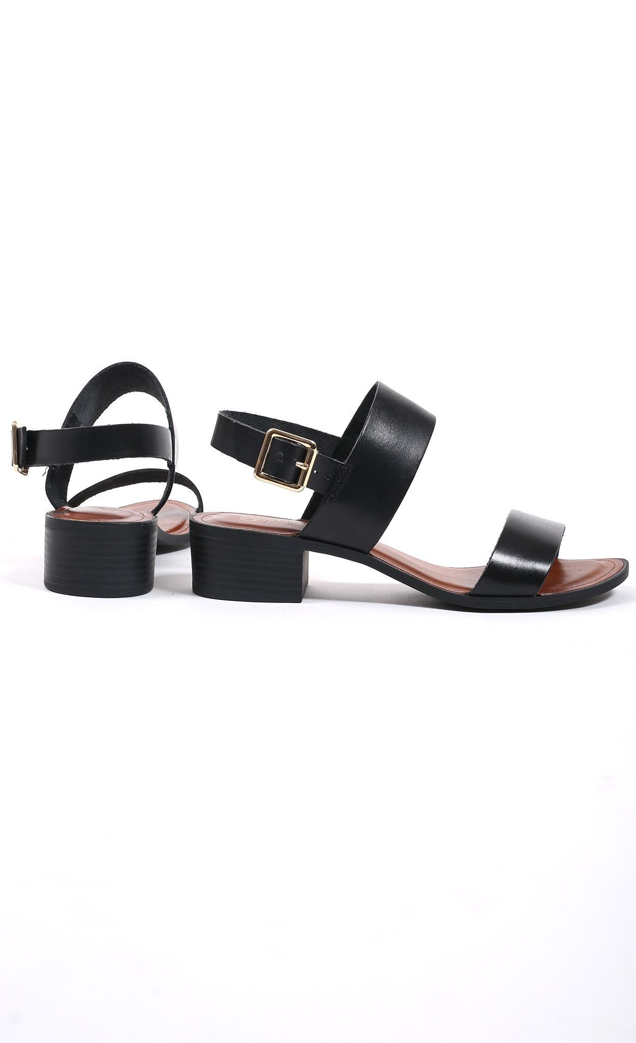 Seychelles - Shoe - Seychelles Cassiopeia Sandal - Black - Cheeky Peach Boutique - 4