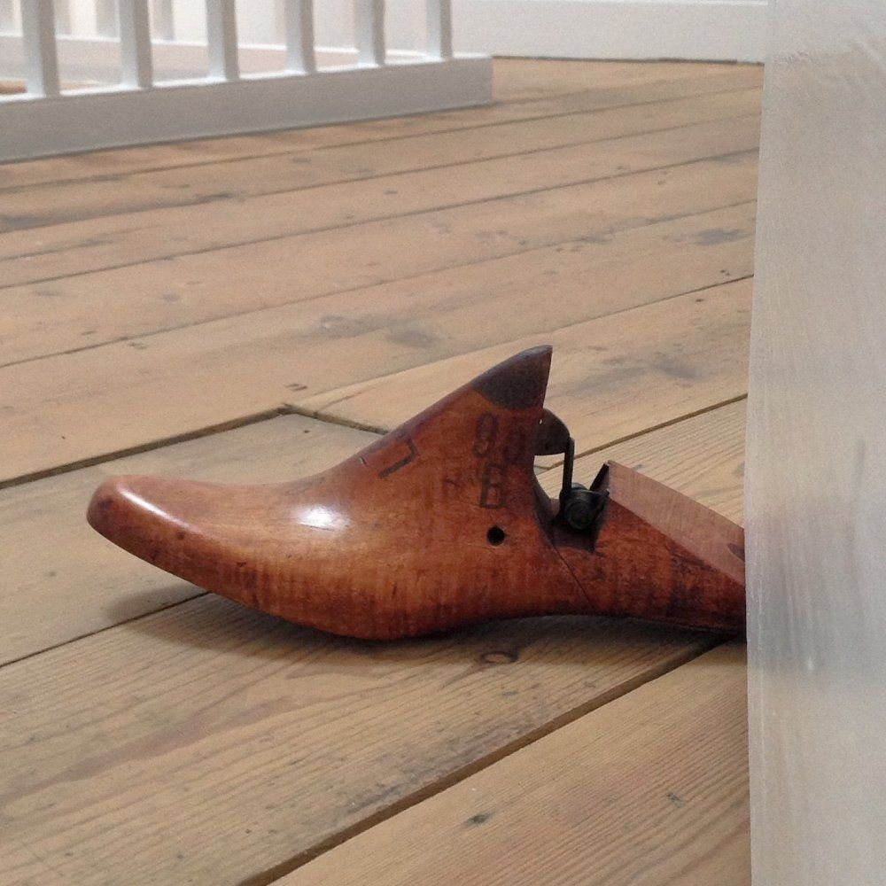 Wooden Shoe Last Door Wedge | Interior design | Pinterest | Snug ...