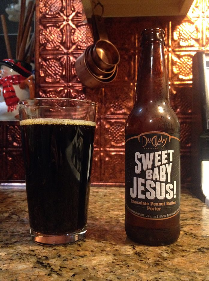 Sweet Baby Jesus By Duclaw Brewing Company Baltimore Md Cerveja
