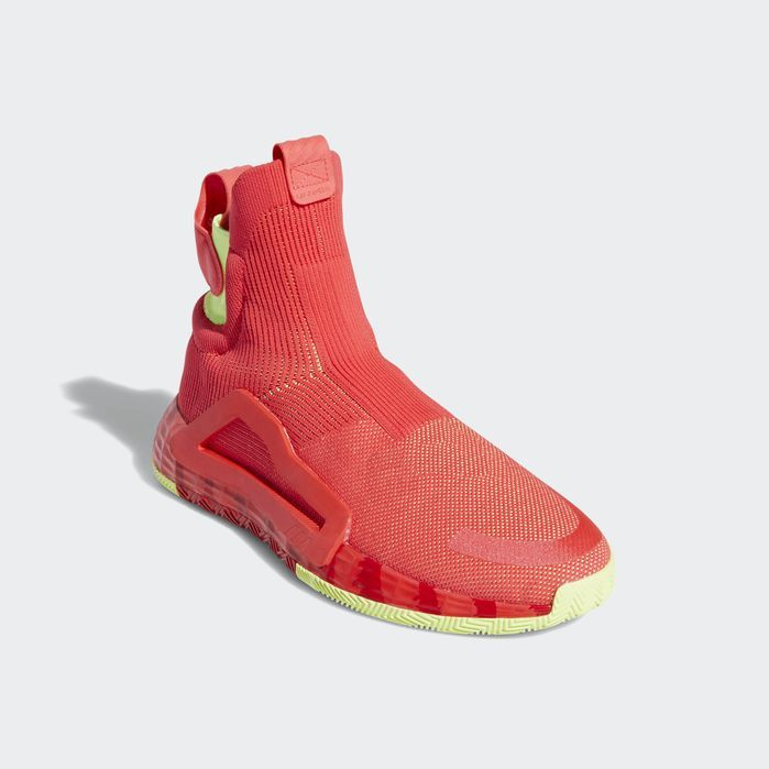 1988fafc4ebf N3xt L3v3l Shoes Shock Red M 11.5   W 12.5 Mens in 2019