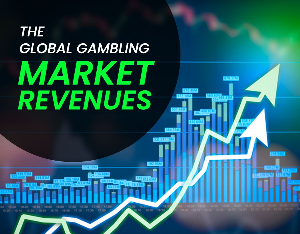 The Global Gambling Market Revenues (With images