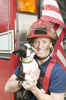 Stop, Drop and Bark: Your Pet Fire Safety Checklist.