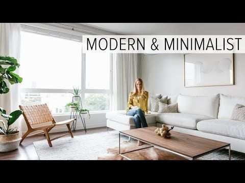 Designing my modern and minimalist living room with havenly downshiftology also rh pinterest