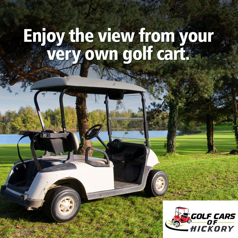 Pin by Golf Cars of Hickory on Golf Carts in 2020 Golf