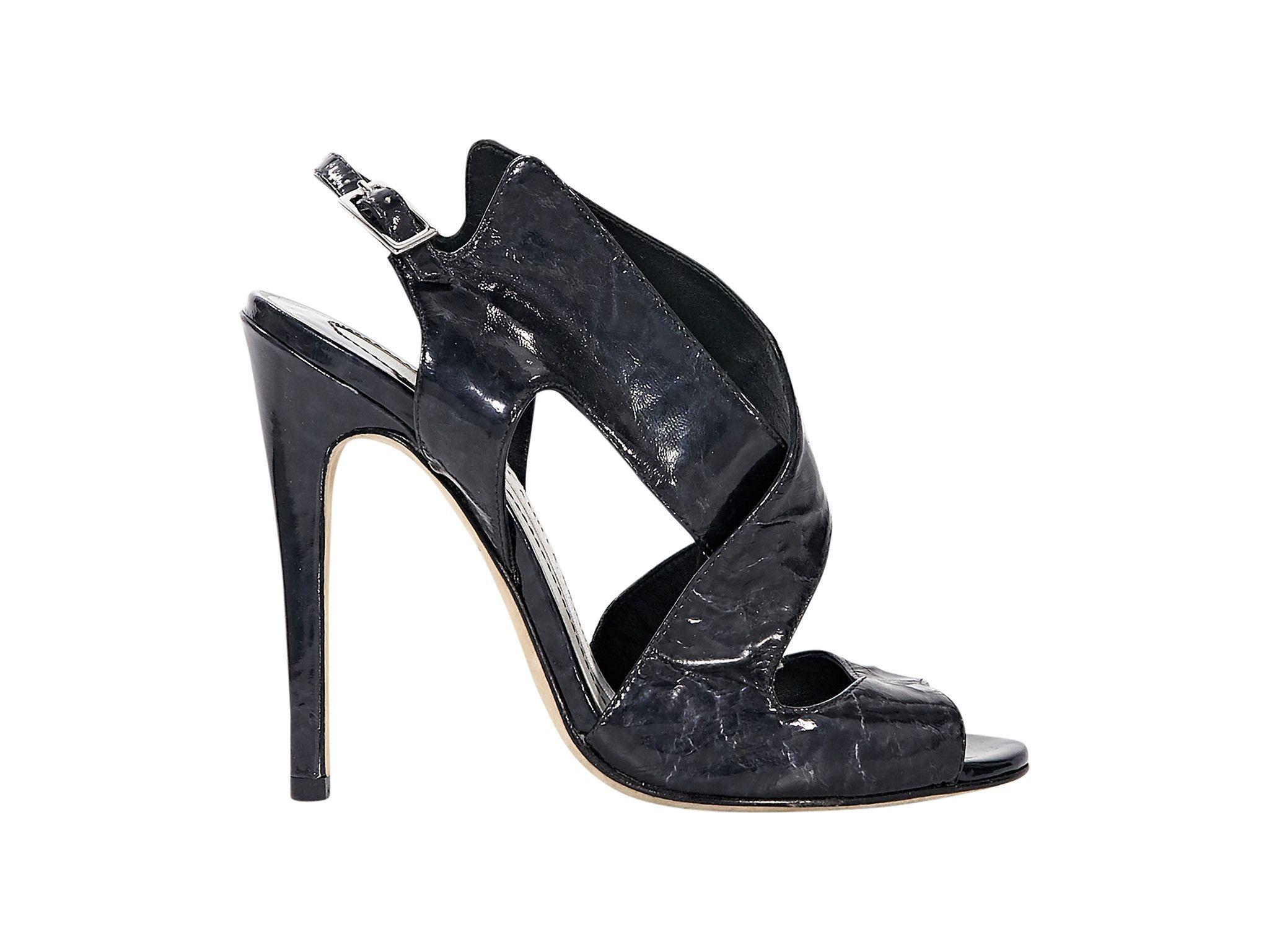 CAMILLA SKOVGAARD Patent Leather Heels BjCLFJv1