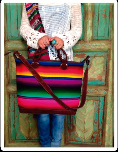 Mexicana Weekender Bag