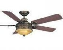 Savoy House Barclay Ceiling Fan - Burnished Gold $187.59