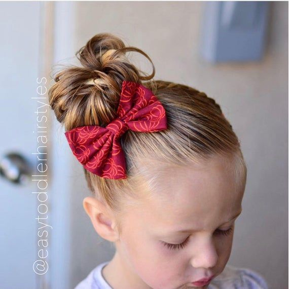 Pumpkin Fall Girl's Bow and Headband Collection -   18 dressy hairstyles For Kids ideas