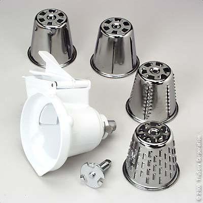 Kitchenaid Slicer/Shredder Attachment $50 @ BBB | Kitchen ...