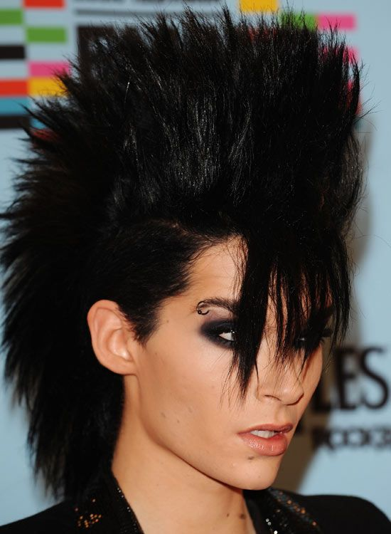 50 Popular Funky Hairstyles For Girls Rock Hairstyles Messy Short Hair Funky Hairstyles
