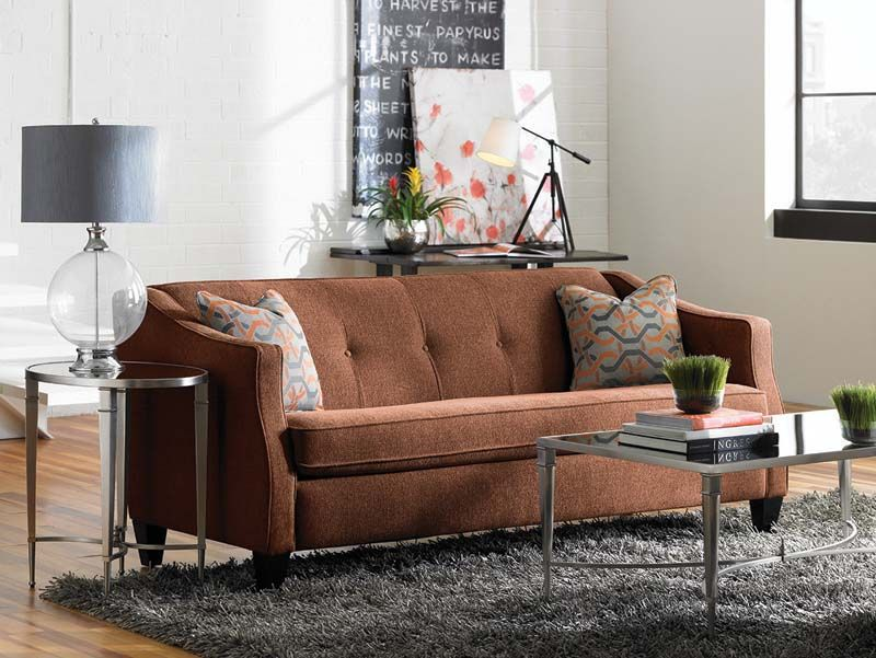 The Bijou Sofa Is Part Of La Z Boy S Urban Attitudes Which It Calls Its Most Significant Collection In 10 Years Living Room Designs Premier Sofa Sofa Set