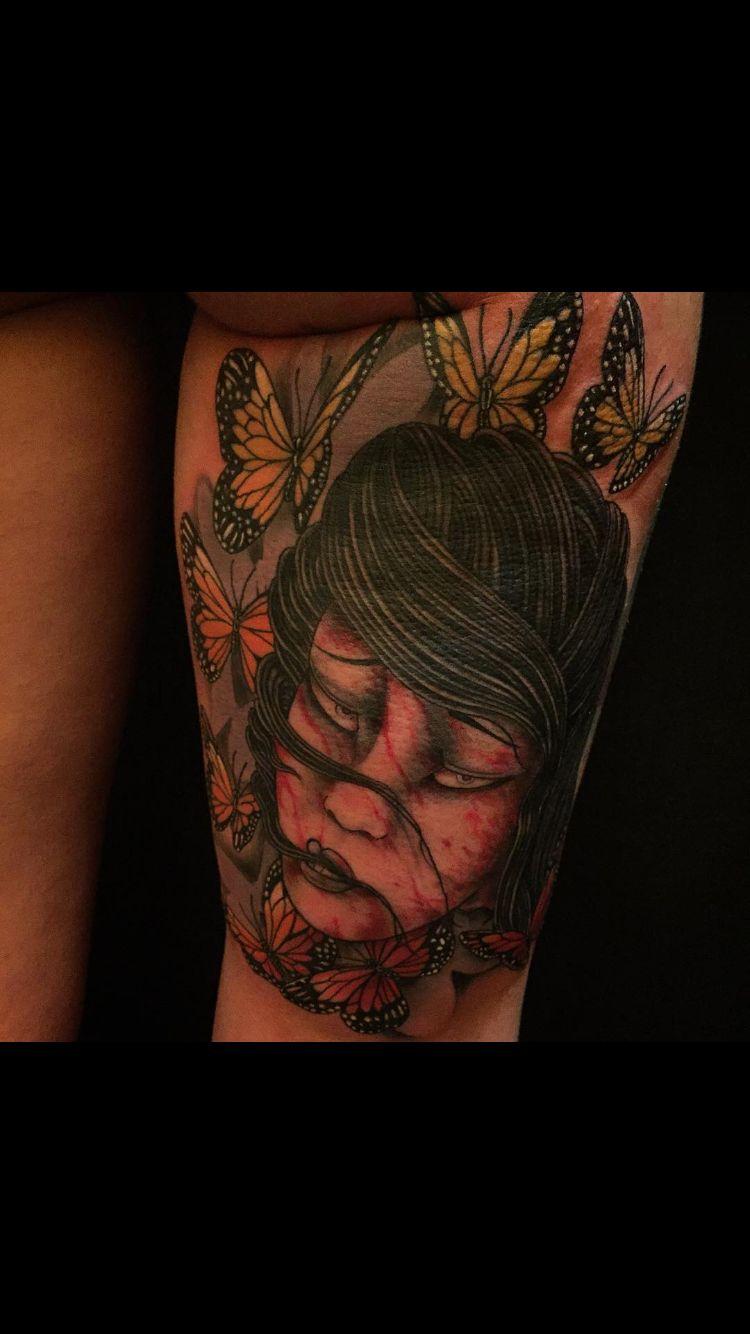 Horisen Tattooism Tattooism