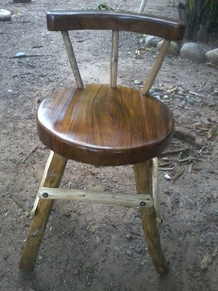 Sillas para desayunador muebles rusticos pinterest for Sillas para desayunador