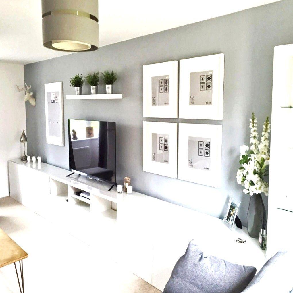 Ikea Wohnzimmer Ideen Besta Wohnwand