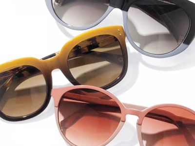 Video: Allure Editors Break Down This Summer's Sunglasses Trends: Daily Beauty Reporter :  In these dreadfully hot months especially, it's our inalienable right to guard against the elements as we see fit. Cartoonishly floppy sun hats? I have many. Face mist in public? I can't not. Massive sunglasses? They're a post-equinox requirement....